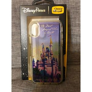 Otterbox Disney IPhone X/xs plastic cellphone case